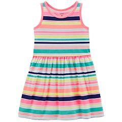 Girls 4-8 Carter's Tank Dress
