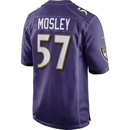 Men's Nike Baltimore Ravens C.J. Mosley Jersey