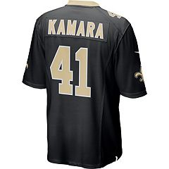 Men's Nike New Orleans Saints Alvin Kamara Jersey