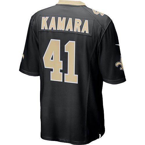 half off 9d48e 47869 Men's Nike New Orleans Saints Alvin Kamara Jersey