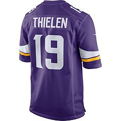 Men's Nike Minnesota Vikings Adam Thielen Jersey