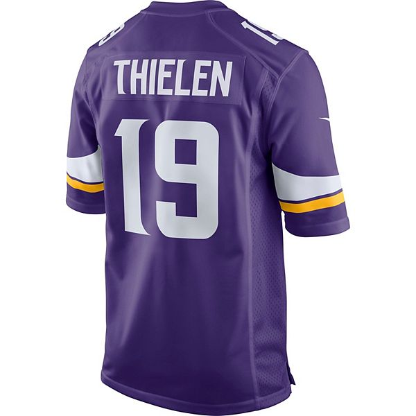 Men's Nike Minnesota Vikings Adam Thielen Jersey