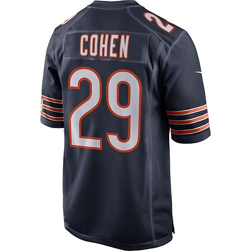 Men's Nike Chicago Bears Tarik Cohen Jersey