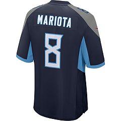 Men's Nike Tennessee Titans Marcus Mariota Replica Jersey