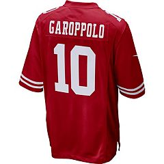 Men's Nike San Francisco 49ers Jimmy Garoppolo Jersey
