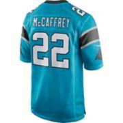 Men's Nike Carolina Panthers Christian McCaffrey Jersey