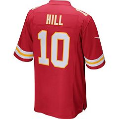 Men's Nike Kansas City Chiefs Tyreek Hill Jersey
