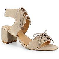 Dolce by Mojo Moxy Effort Women's Heel Sandals