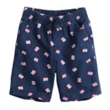 Boys 4-10 Jumping Beans® Americana Flag Twill Shorts