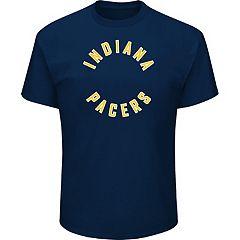 Men's Majestic Indiana Pacers City Wordmark Tee