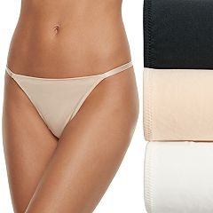 Women's Heidi Klum Intimates 3-pack G-String Panties A33-0029
