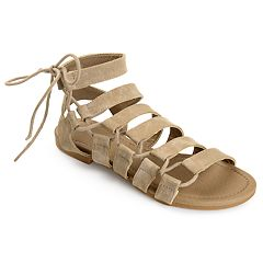 Journee Collection Cleo Women's Gladiator Sandals