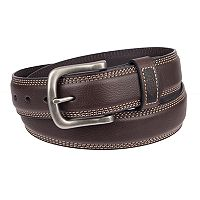 Men's Dickies Bonded-Leather Belt