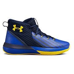 Under Armour Lockdown Grade School Boys' Basketball Shoes
