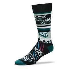 Adult For Bare Feet Philadelphia Eagles Super Bowl LII Champions Crew Socks