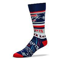 Adult For Bare Feet New EnglandPatriots Super Bowl LII Champions Crew Socks