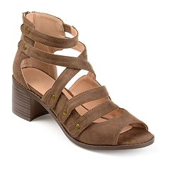 Journee Collection Arbor Women's High Heel Sandals