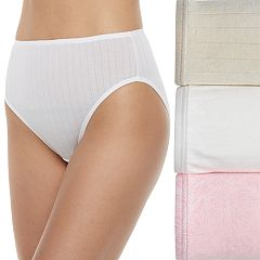 Women's Jockey 3-Pack Supersoft Breathe French Cut Panties 2371