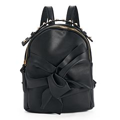 OMG Accessories Bow Knot Mini Backpack