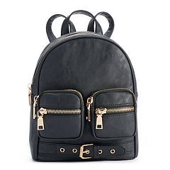 OMG Accessories Moto Maven Mini Backpack
