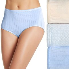 Women's Jockey 3-Pack Supersoft Breathe Brief Panties 2373