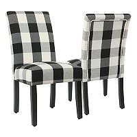HomePop Parsons Dining Chair 2 pc Set