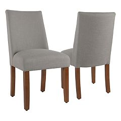 HomePop Marin Dining Chair 2-piece Set