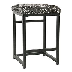 Black Counter Stools Stools Furniture Kohls