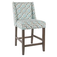 HomePop Dinah Modern Counter Stool