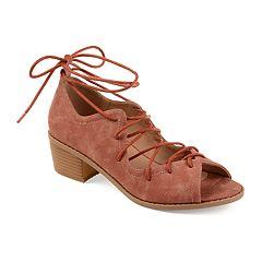 Journee Collection Bowee Women's High Heel Sandals
