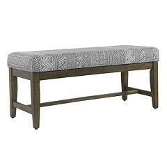 HomePop Padded Bench