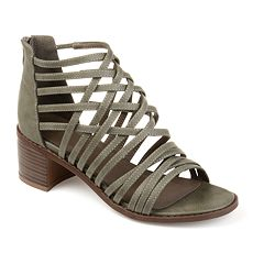 Journee Collection Diya Women's High Heel Sandals
