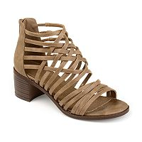 Journee Collection Diya Women's High Heel Sandals