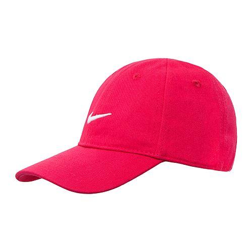 cfc43051 Baby Girl Nike Heritage 86 Hat Pink Baseball Cap