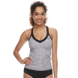 Women's Nike V-Neck Tankini Top
