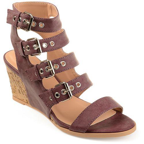 0833bc78399 Journee Collection Monika Women s Wedge Sandals