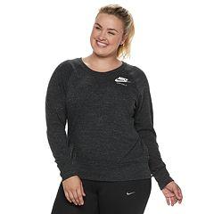 Plus Size Nike Vintage Crewneck Sweatshirt