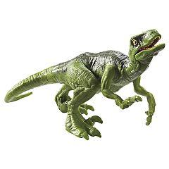 Jurassic World: Fallen Kingdom Attack Pack Green Velociraptor Figure