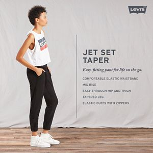 Women's Levi's® Jet Set Tapered Jogger Pants