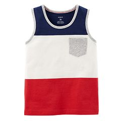 Boys 4-8 Carter's Patriotic Tank Top