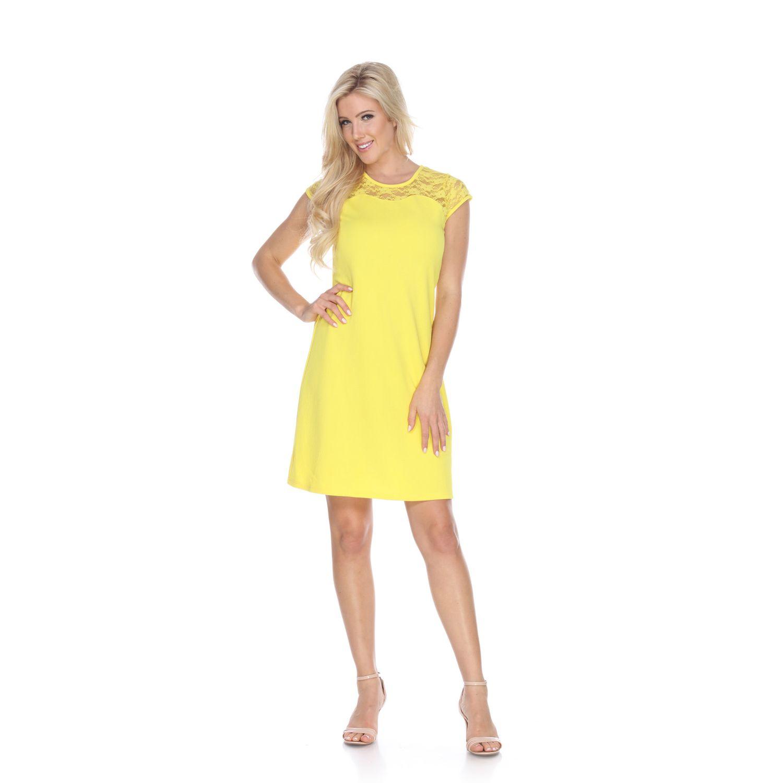 Yellow Women's Clothing