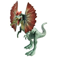 Jurassic World: Fallen Kingdom Attack Pack Dilophosaurs Figure