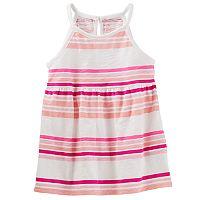 Toddler Girl OshKosh B'gosh® Babydoll Halter Tank Top