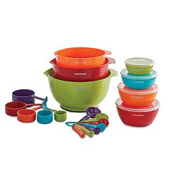 Farberware 23-piece Multi-Color Baking Set
