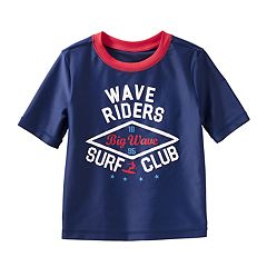 Boys 4-8 OshKosh B'gosh® 'Wave Riders Surf Club' Rash Guard