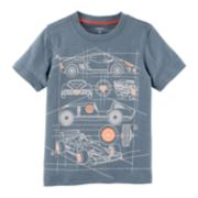 Boys 4-8 Carter's Race Car Graphic Tee
