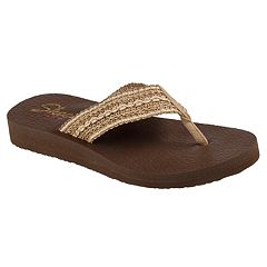 Women's Skechers Meditation Zen Summer Flip Flops