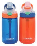 Contigo Gizmo Autospout Flip Water Bottle 2-pk.