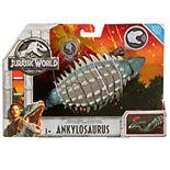 Jurassic World Roarivres Ankylosaurus by Mattel