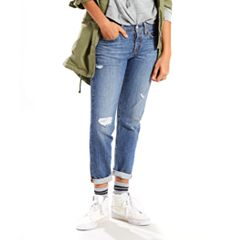 Women's Levi's® 501 Tapered Ankle Jeans